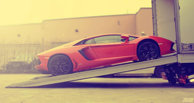 Lamborghini Aventador, źródło: Internet
