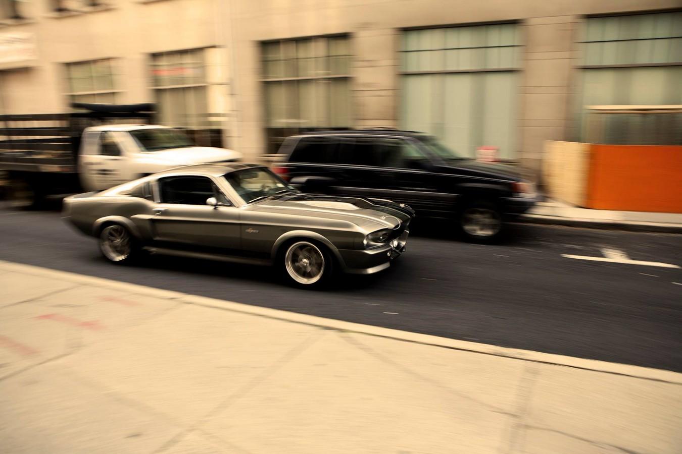 Ford Mustang, źródło: Internet